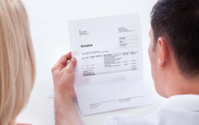 que hacer ante el impago de una factura
