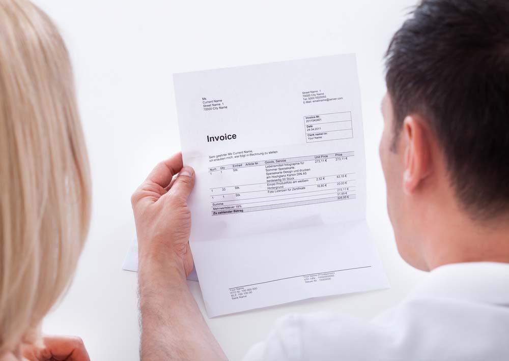 ¿Qué hacer ante el impago de una factura?