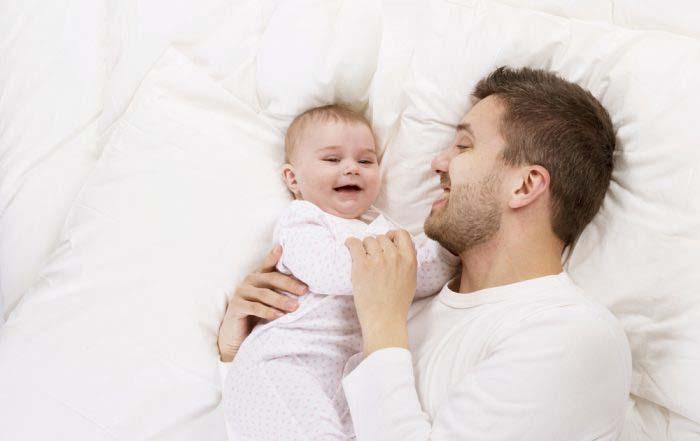 El nuevo permiso de paternidad