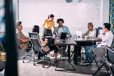 que es el coworking