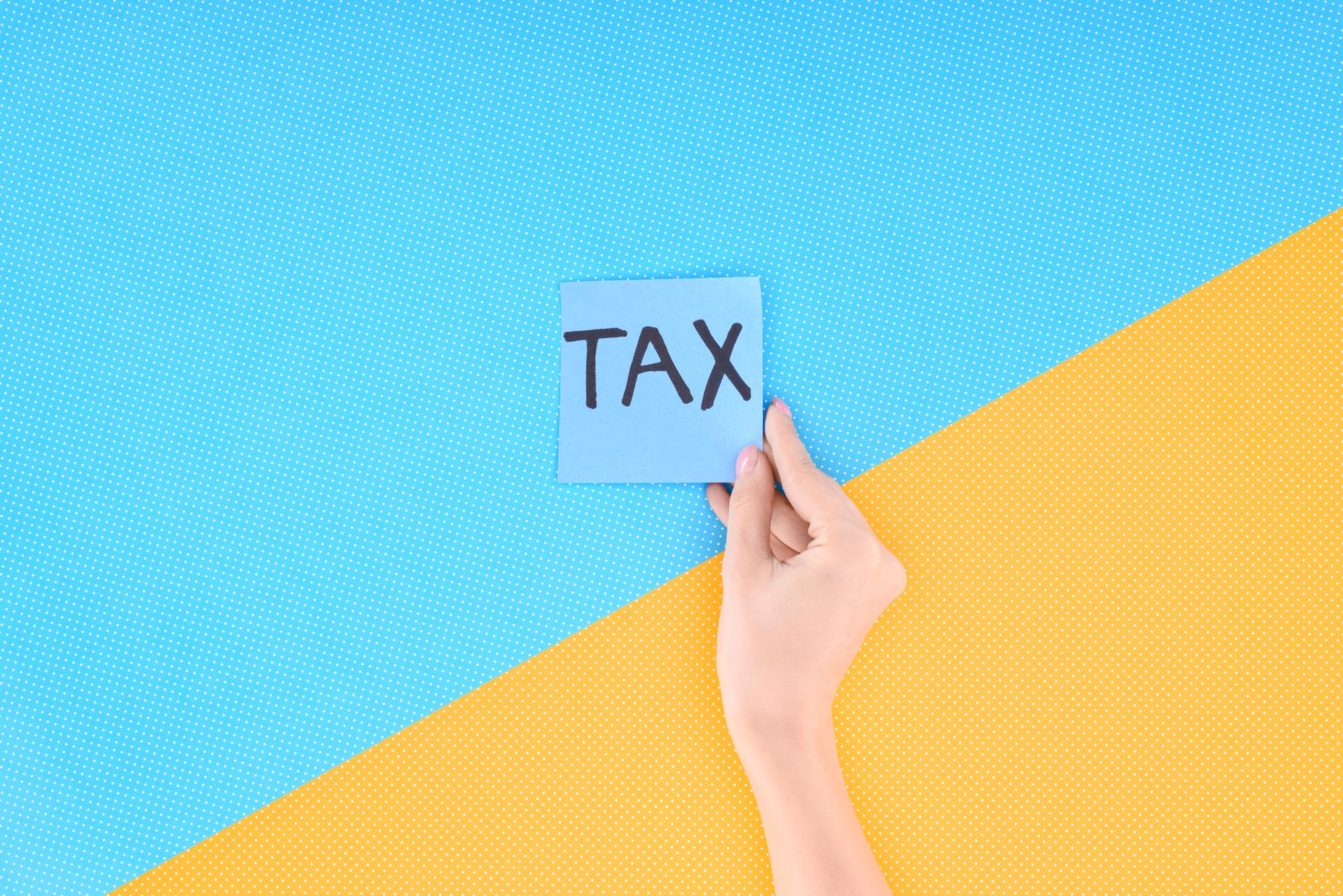 ¿El pago de impuestos está centralizado?