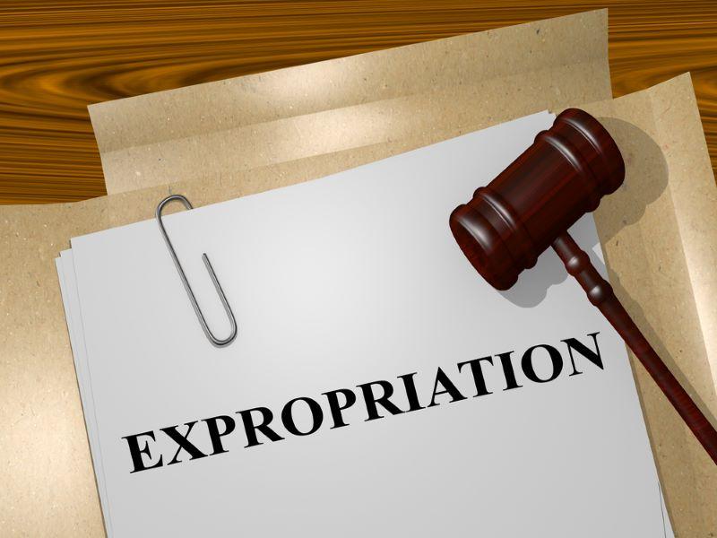 ¿El Estado de Alarma permite la expropiación de bienes?